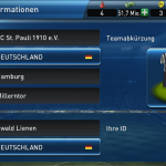 Pes Clubmanager Teaminformationen