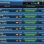 PES Clubmanager Trainigslager