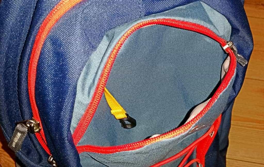 Deuter GOGO Daypack Außentasche