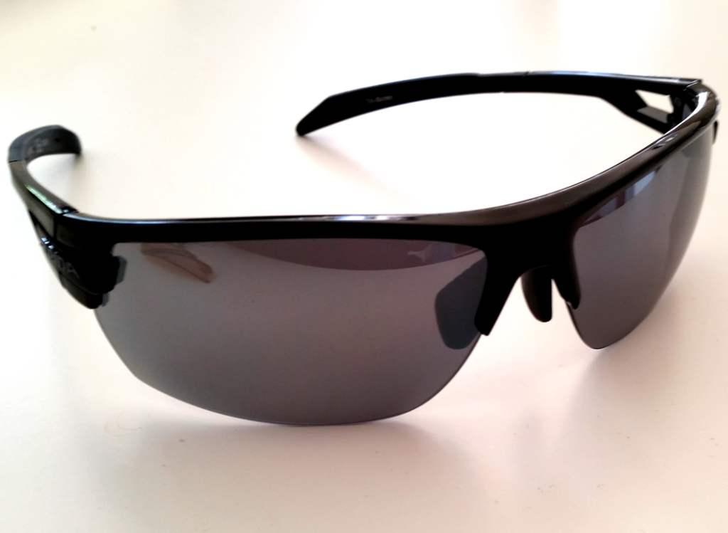 Alpina Tri-Scray Sportbrille braune Gläser
