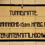 Alter Elbtunnel Tunnelmitte