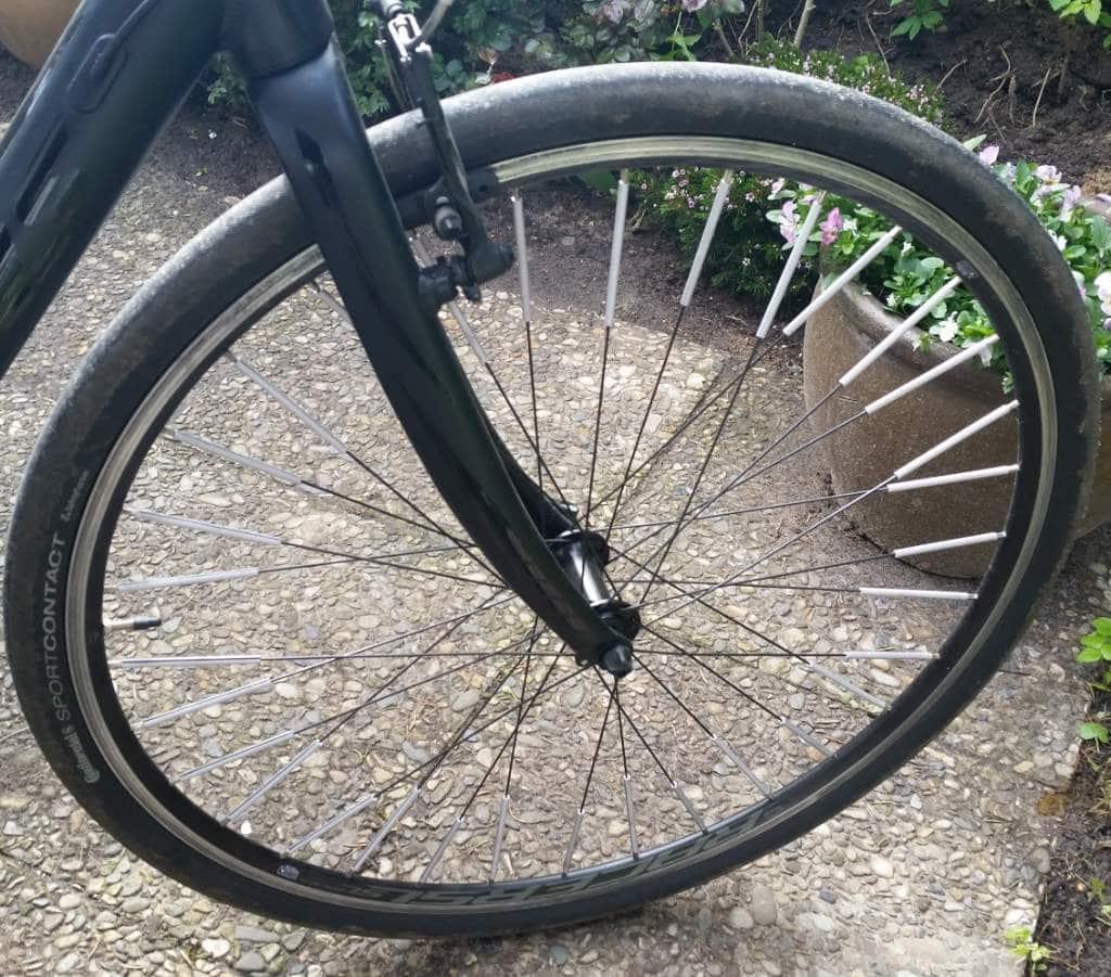 Büchel Speichenreflektor Rad ohne Licht
