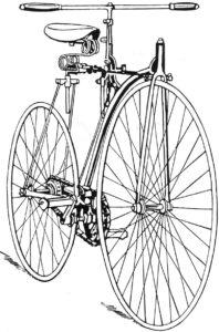 Rover Typ 1 Zweirad