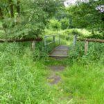 Brücke über die Wandse