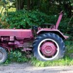 Entdecke Hamburg Gut Karlshoehe Traktor