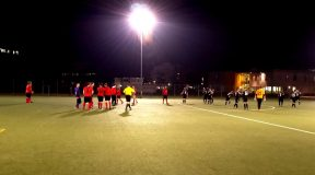 Derby of Love – Roter Stern Kickers 05 besiegt sich selbst