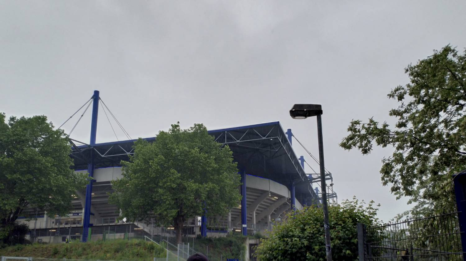 35 Stadion Msv Duisburg, FC St. Pauli Gaesteeingang