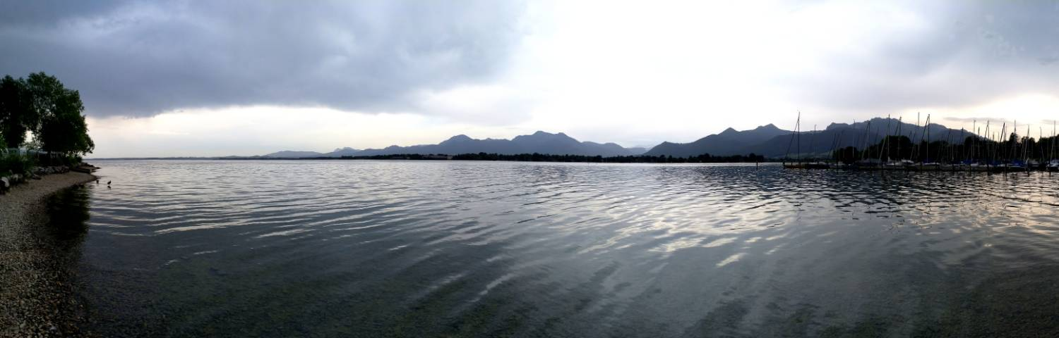 000 Chiemsee Alpenblick Camping Harras