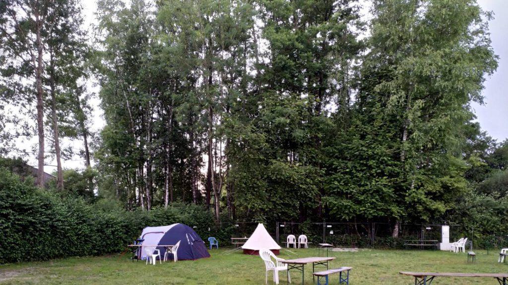 008 Zeltplatz Panorama Camping Harras