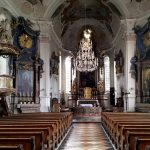 021 Pfarrkirche Mariae Himmelfahrt Prien Altar