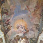 022 Pfarrkirche Mariae Himmelfahrt Prien Deckenbemahlung