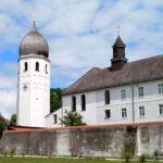 048 Fraueninsel Rundgang Klosterturm