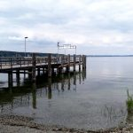 053 Fraueninsel Rundgang Hafen Nordsteg
