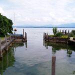 054 Fraueninsel Rundgang Privater Schiffsanleger