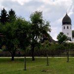 056 Fraueninsel Rundgang Kloster Turm