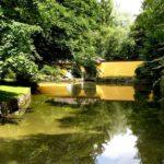 059 Fluss Durch Schlossanlage