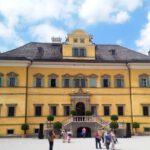 060 Schloss Hellbrunn Vorderseite