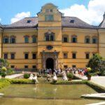 061 Schloss Hellbrunn Rueckseite