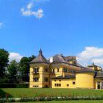 062 Schloss Hellbrunn Seitenansicht