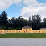 067 Schloss Hellbrunn Vorhof Wasserspiele