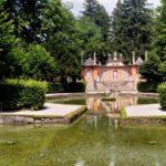 068 Schloss Hellbrunn Wasserspiele Eingang