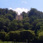 079 Schloss Hellbrunn Minischloss Schlossgarten