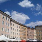 086 Salzburg Marktplatz