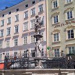 088 Salzburg Florianibrunnen