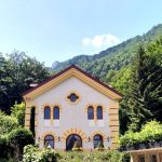 105 Aschau Haus Vor Bergen